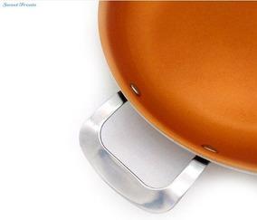 Frigideira Antiaderente De Cerâmica 28 Cm Pronta Entrega Tv