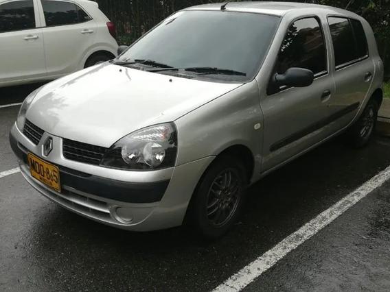 Renault Clio Expresion Aut 2ab Abs 2009