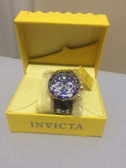 Relógio Invicta 6983 Pro Diver Coleção Chronograph Blue