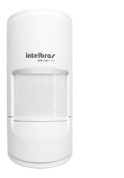 Sensor Infra Com Fio Intelbras Ivp 5001 Pet Shield 20kg 12m