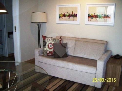 Lindo Apartamento Com Varanda Grill - 190-im11004