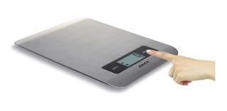 Balanza Electronica Digital De Cocina 3kg Acero Inoxidable