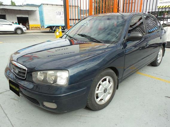 Hyundai Elantra Gls Mt 2000cc Aa