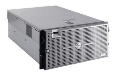 Servidor Dell Poweredge 2900 Ecm01 Com 2 Processadores Xeon