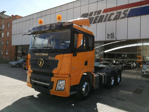 Shacman Tractocamion
