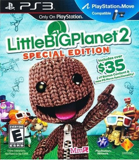 Juego Ps3 - Little Big Planet 2 - Special Edition