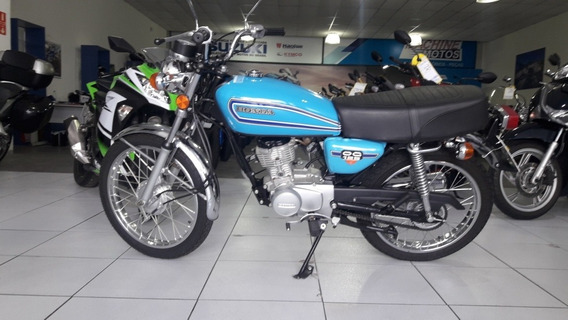 Honda Cg 125 1978 Impecavel