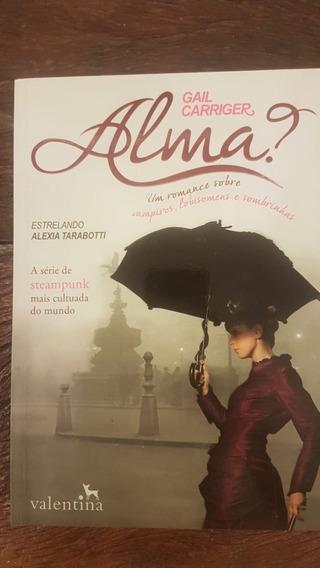 Livro Alma? Gail Carriger