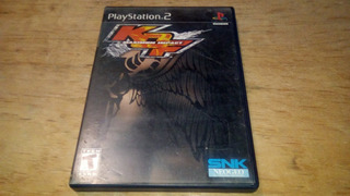 Kof Maximum Impact Ps2