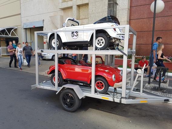 Carretinhas Carreta Mini Fusca Buggy Quadriciclos Cegonha