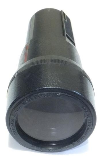 Lente Zoom Para Projetor De Slides Kodak 102 X 152mm