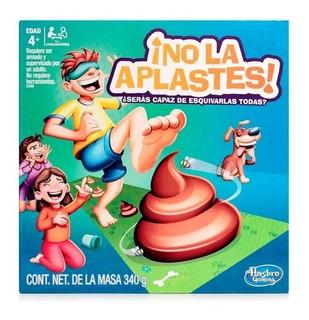 Juego De Mesa No La Aplastes! Hasbro Popo Interactivo