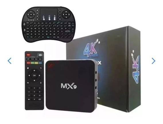 Transforme Sua Tv Em Smart 3 Gb/16gb Net Flix+mini Teclado
