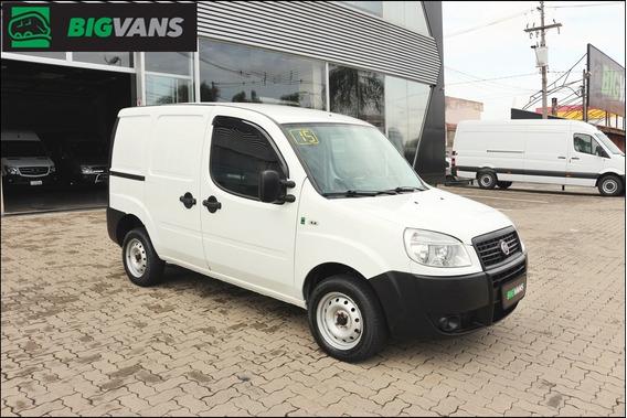 Fiat Doblo 2015 Cargo 1.4 Flex Branca (2540)