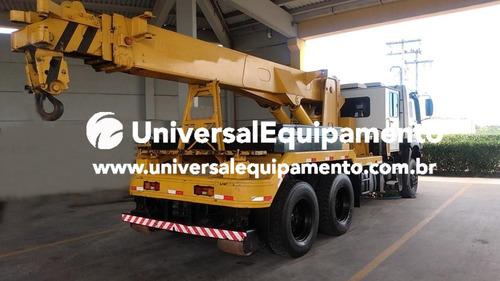 Caminhão Vw 31330 Ano 2012 .  Guindaste Tm 120 Ano 2012