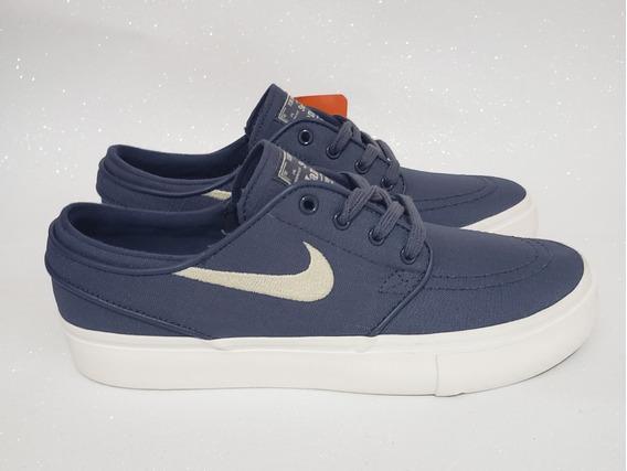 Tênis Nike Sb Zoom Stefan Janoski Azul