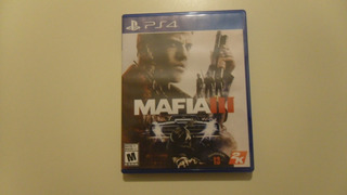 Mafia 3 Ps4, ¡¡¡¡como Nuevo,se Uso Solo Una Vez¡¡¡¡¡