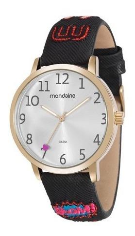 Relógio Feminino Mondaine 99060lpmvdh2 Analógico 3 Atm