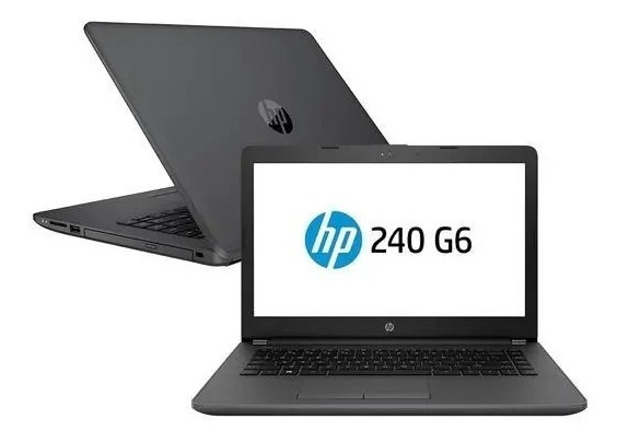 Notebook Hp I5 240 G6 Tela 14 8gb Ram 1tb Windows 10 Pro