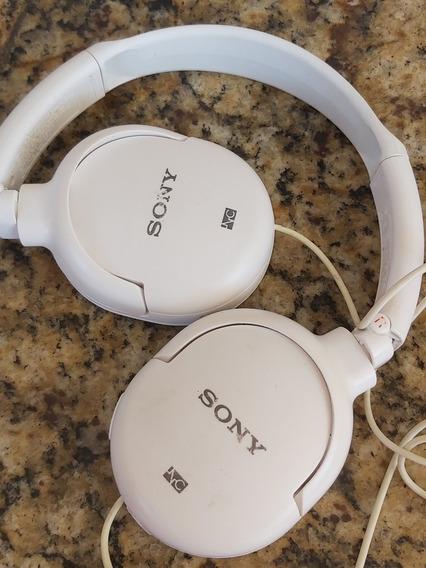 Headphone Sony Original Branco