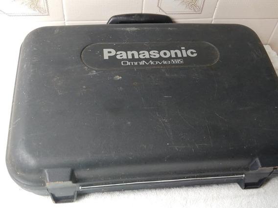 Filmadora Panasonic Vhs