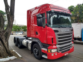Scania R 440 Highline 6x4 Bug Leve 2013/2013