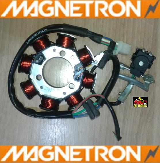 Estator Pra Moto Honda Bros 150 2003 Á 2005 Magnetron