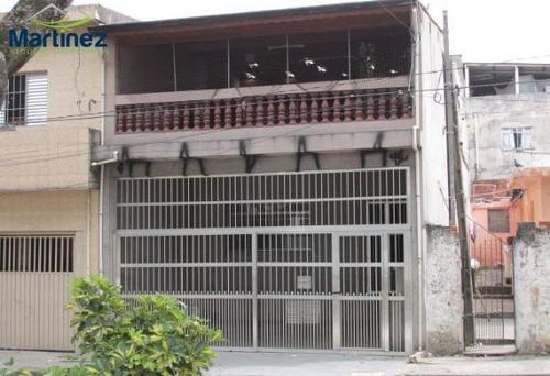 Sobrado Com 3 Dormitórios À Venda, 150 M² Por R$ 380.000,00 - Vila Industrial - São Paulo/sp - So0191