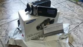 Filmadora Samsung Hmx F900 Hand Cam + Mini Tripé Brinde