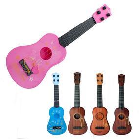 Mini Violão Infantil Brinquedo Ukulele Cavaco Crianças