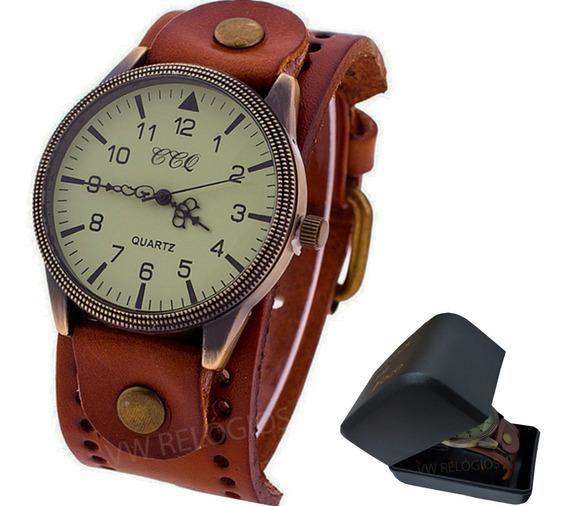 Relógio Barato Feminino Bracelete Pulseira De Couro