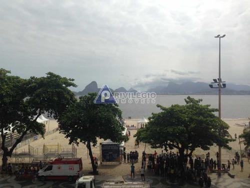 Apartamento À Venda, 3 Quartos, 1 Suíte, 1 Vaga, Icaraí - Niterói/rj - 23444