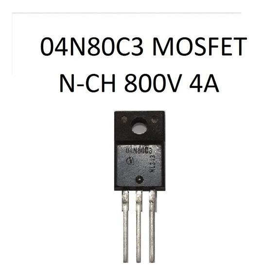 04n80c3 Transistor