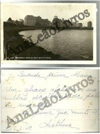 Rio De Janeiro - Vista Da Praia Flamengo No 24 - Cartao Post