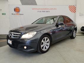 Mercedes-benz Clase C 1.8 180 Cgi At 2013