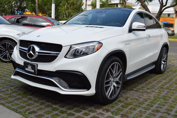 Mercedes Benz Clase Gle 63 2018 Amg Coupe Blanco