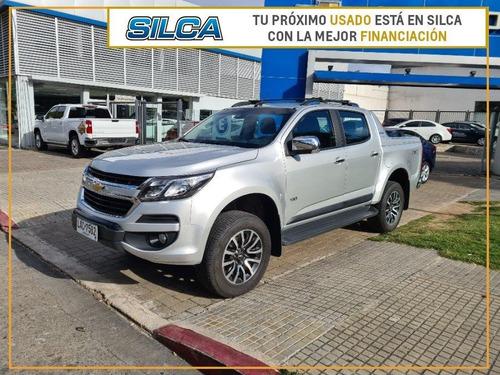 Chevrolet S10 High Country 2019 Gris Plata 4 Puertas