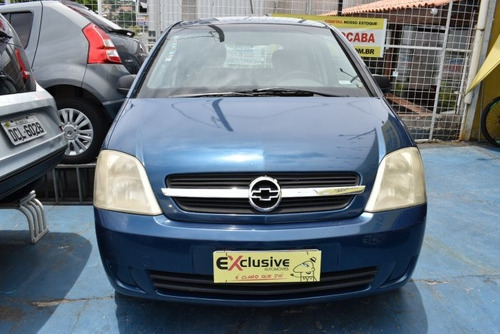 Meriva 1.8 Mpfi 16v Gasolina 4p Manual