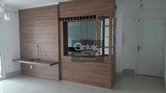 Apartamento Residencial Para Locação, Condomínio Pátio Andaluz, Indaiatuba. - Ap0091