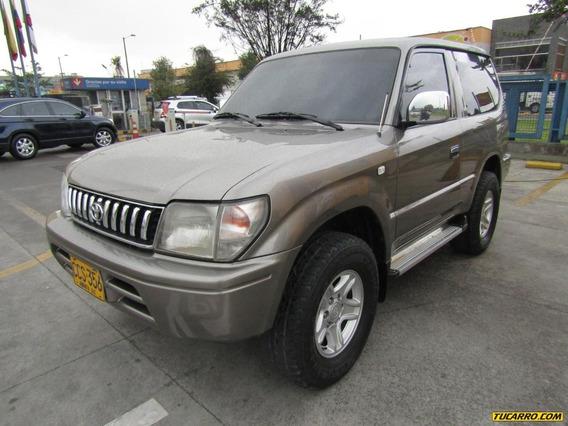Toyota Prado Sumo Mt 2700