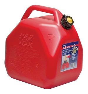 Bidón Para Gasolina De 20 Litros Envase Para Combustible