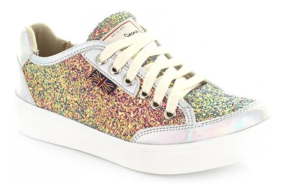 Tenis Para Mujer Pepe Jeans Bc018-a-049920 Color Gris