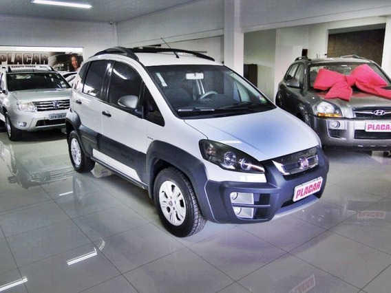 Fiat Idea Adventure Dualogic 1.8 16v Flex, Jjm3277