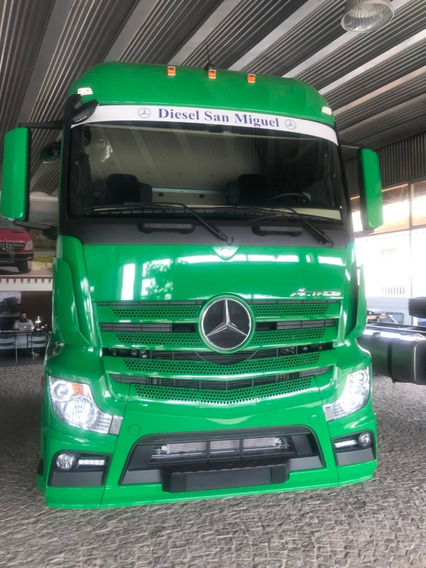 Mercedes-benz Actros 2042 Ls/37 4x2 Cd