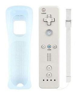 Control Remote Para Nintendo Wii + Silicon + Correa