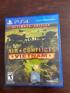 Juego Air Conflicts Vietnam Ps4