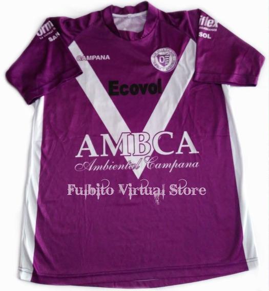 Camiseta Villa Dalmine Titular Vi Utileria 2012