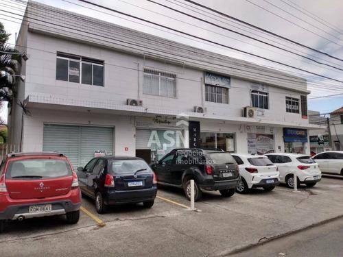 Sala  Comercial Em Ótima Localização No Centro De Rio Das Ostras/rj - Sa0025