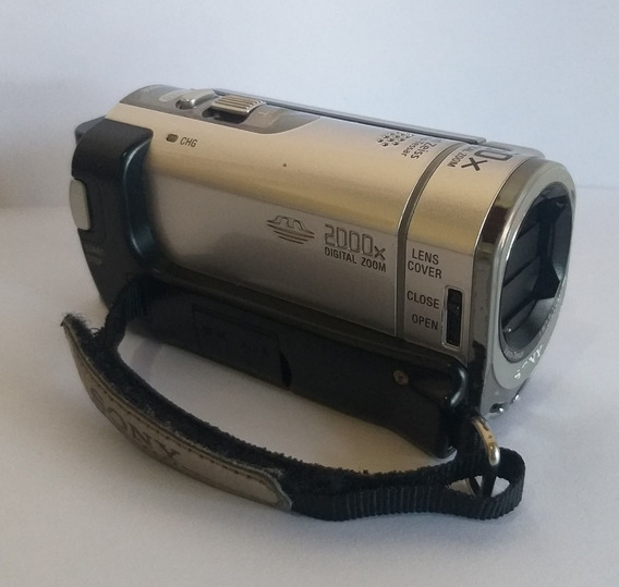 Filmadora Sony Handycam Dcr-sx44