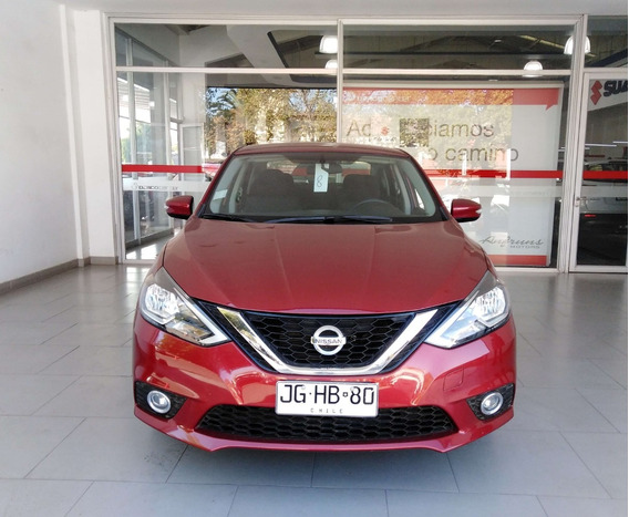 Nissan Sentra Advance 1.8 Año 2017
